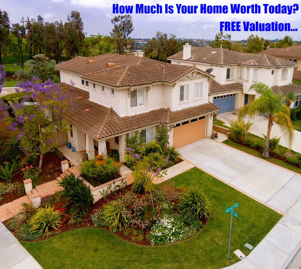 FREE Home Valuation in Today's Market!