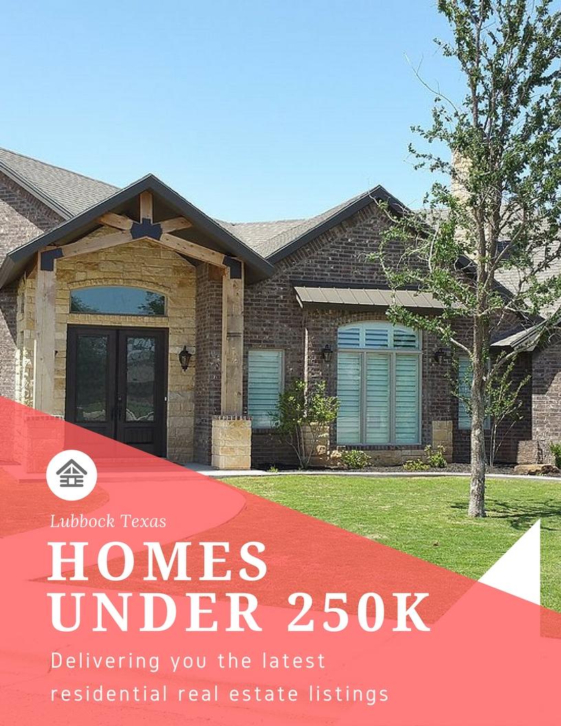 Homes under 250k
