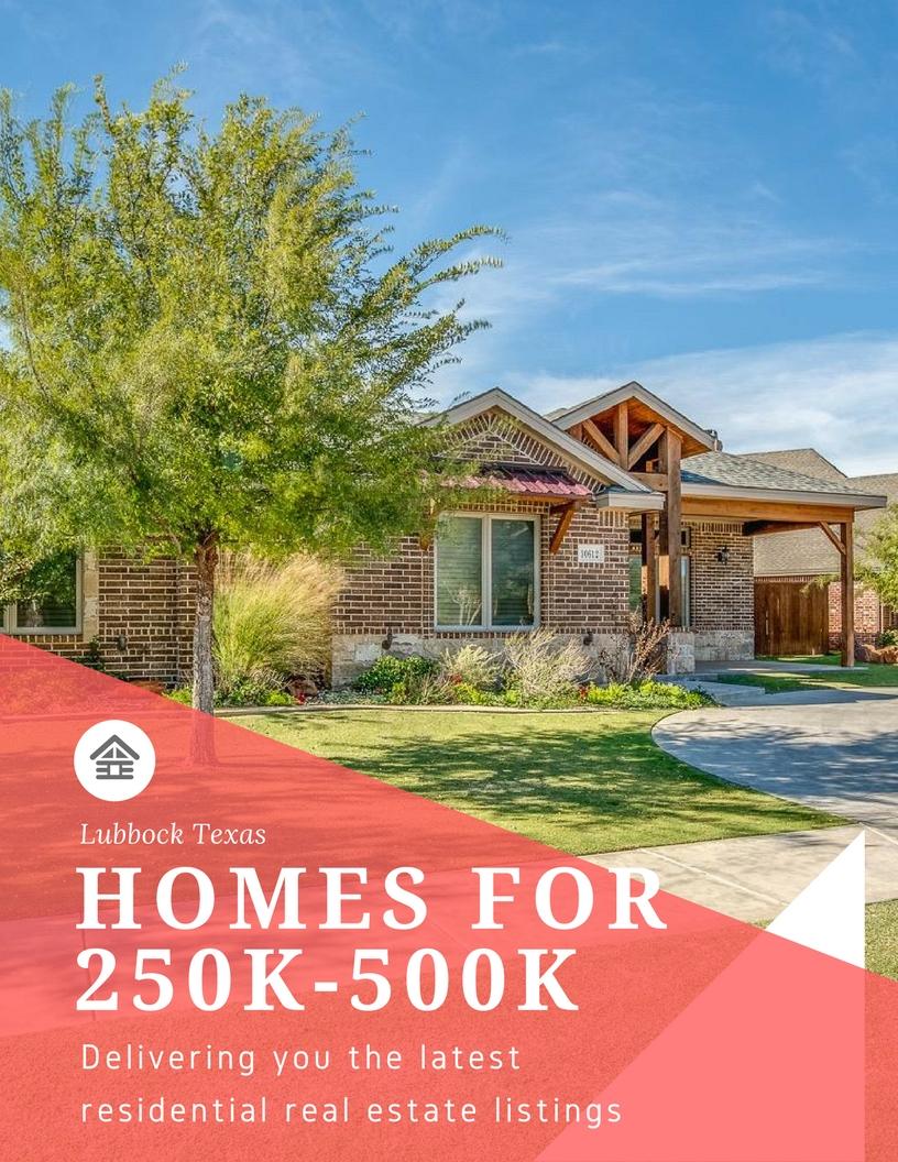 Homes 250k-500k