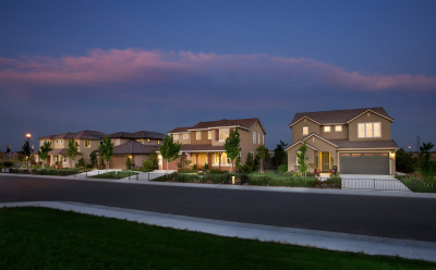 West Roseville New Construction Homes community image