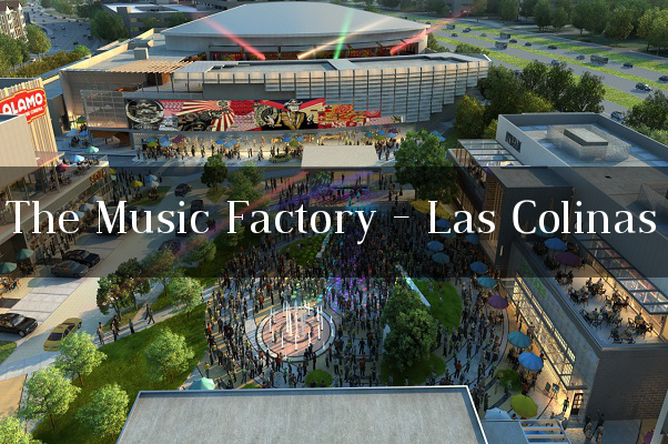 The Music Factory - Las Colinas