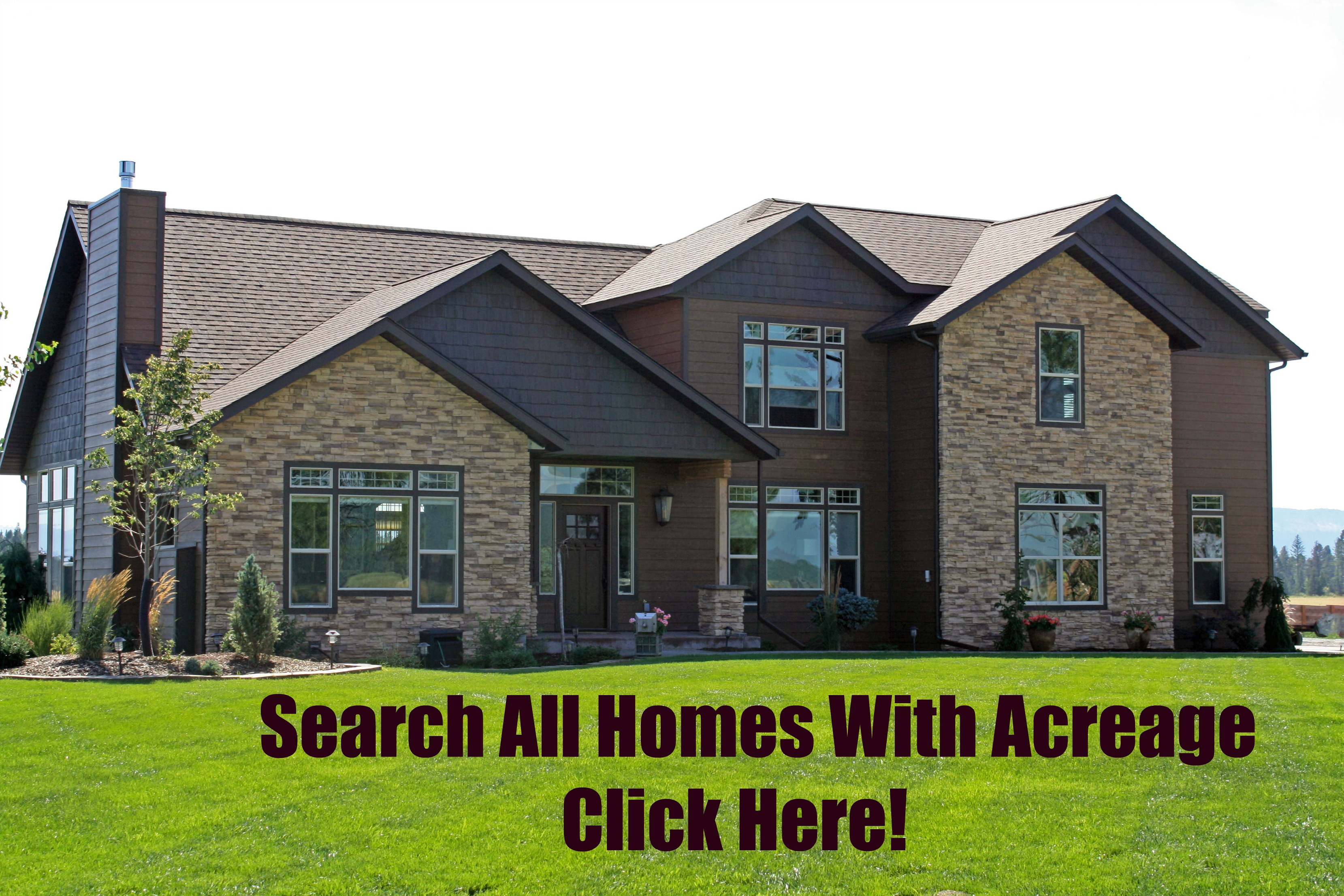 Acreage Home Search