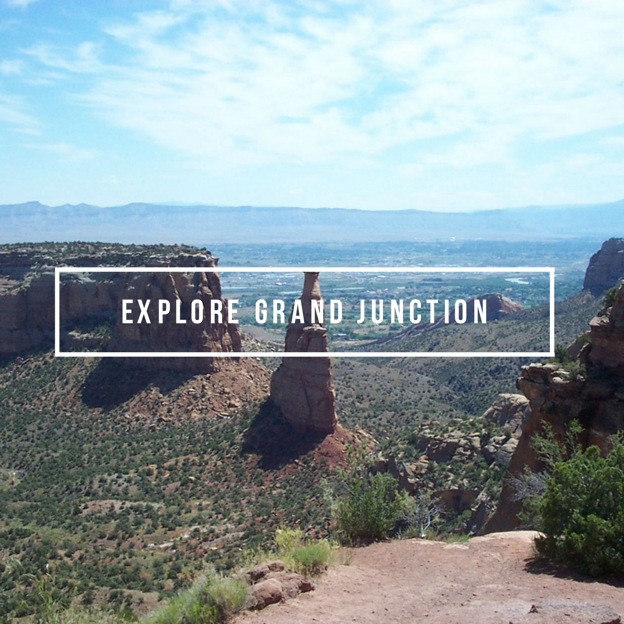 Don't miss the opportunity to explore local trails at the Colorado National Monument or Grand Mesa from a bike or horseback. Ski