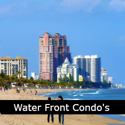 Water Front Condo's