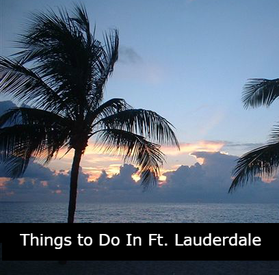 Things to Do In FTL