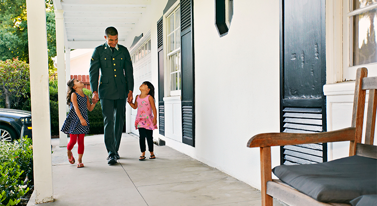 VA Loans: Making a Home for the Brave Possible | MyKCM