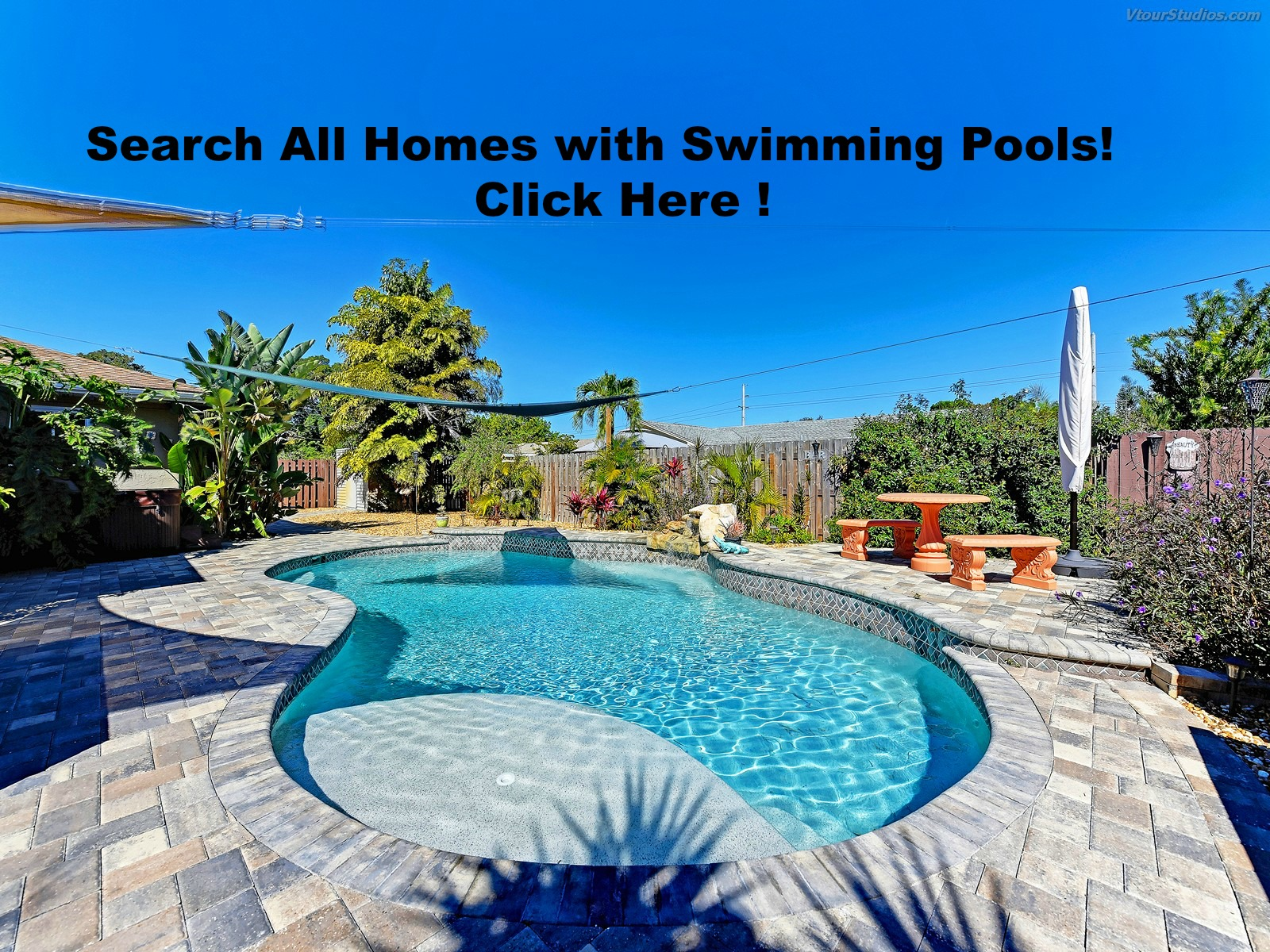 Swimming Pool Homes