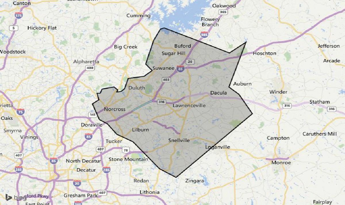 Gwinnett County community image