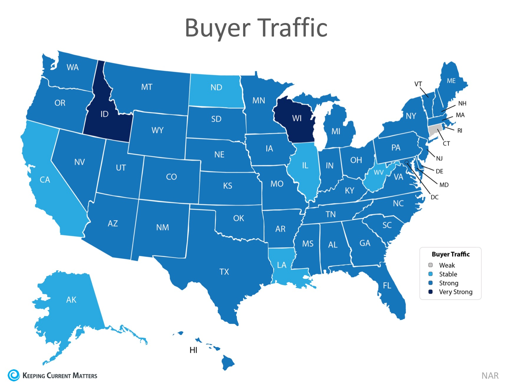 How Does the Supply of Homes for Sale Impact Buyer Demand? | Keeping Current Matters