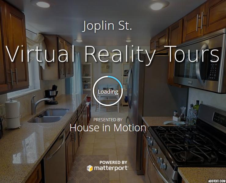 3D/VR Tours