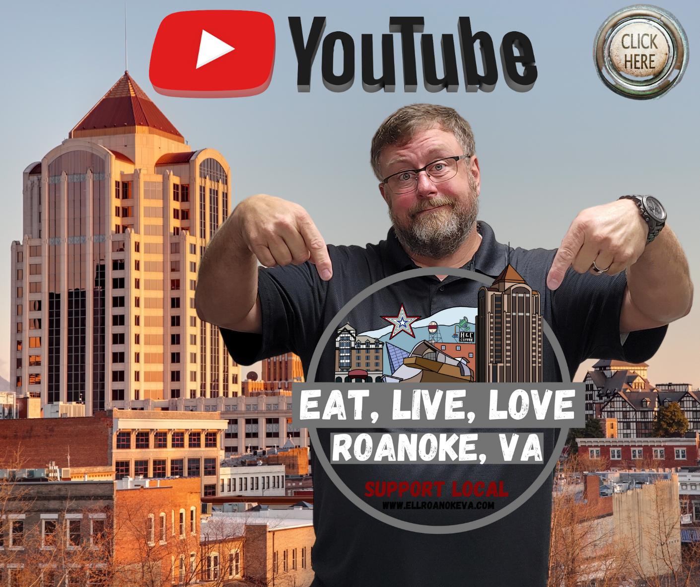 Eat, Live, Love Roanoke VA
