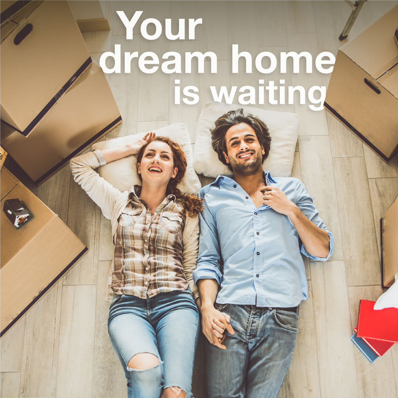 Your dream home is waiting
