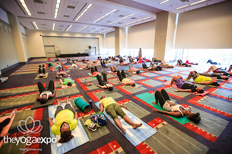 The Yoga Expo Will Return To Fort Lauderdale With Classes, Marketplace And Speaker Series