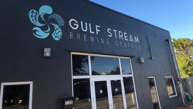Gulf Stream Brewing Company