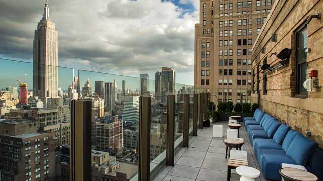 3. The Skylark || New York, US