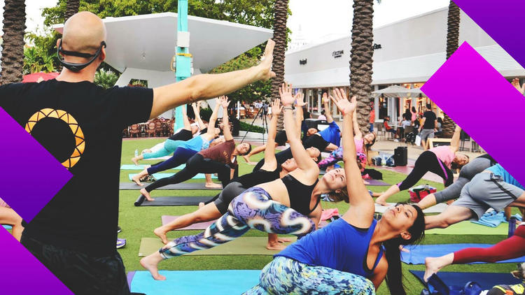 Lincoln Road Yoga