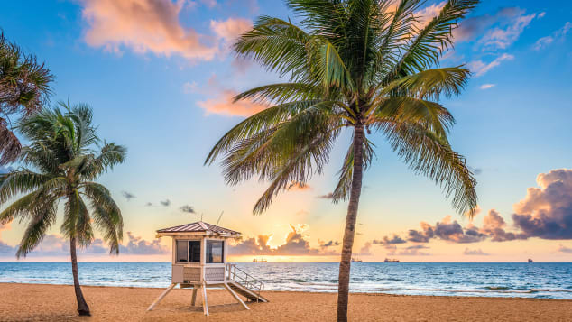 Fort Lauderdale's eight distinct beaches are definitely one of the reasons for visiting the area.