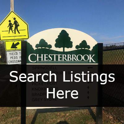 Chesterbrook PA Listings