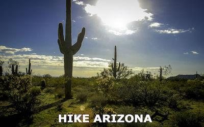 Hiking Trails in Arizona