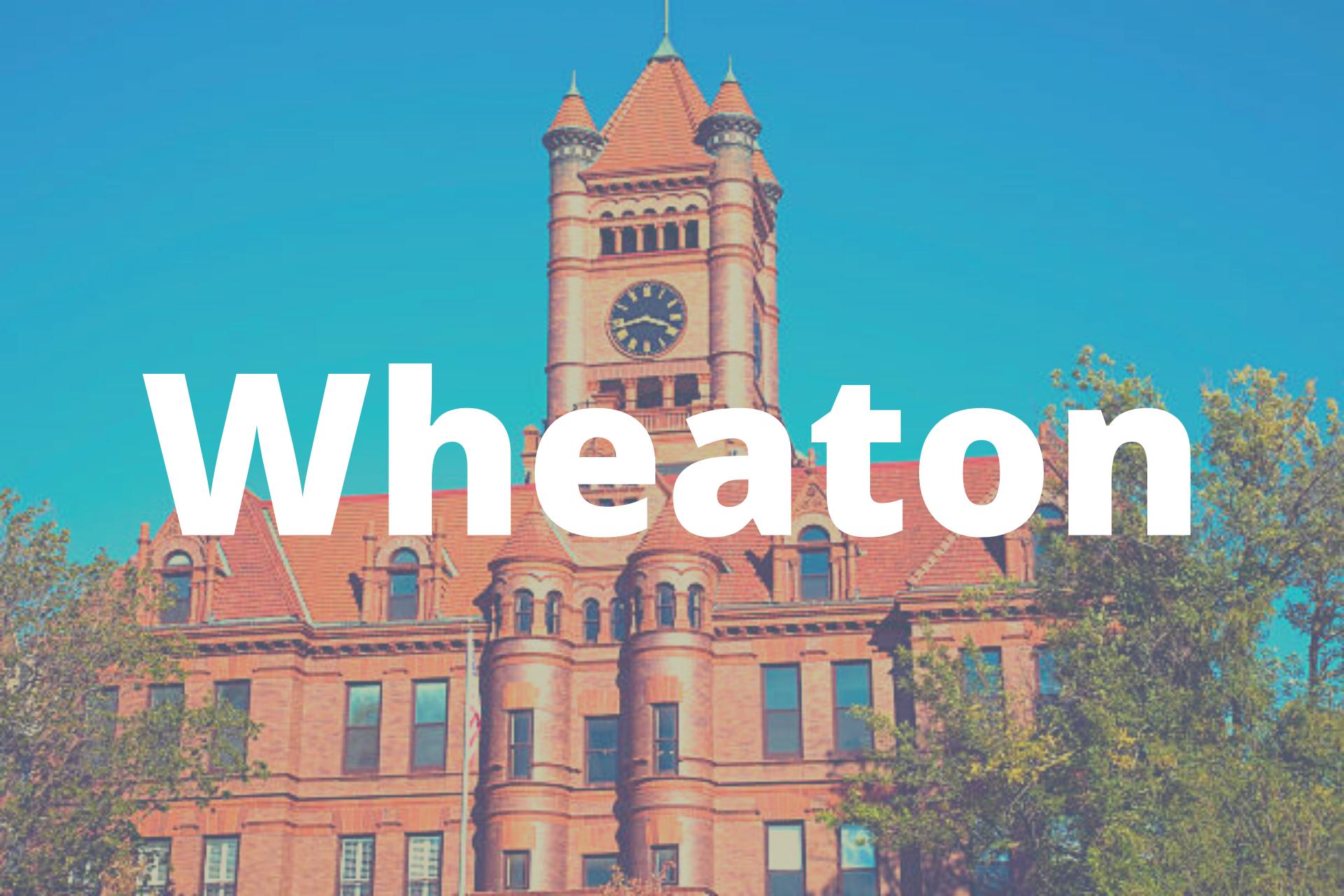 Wheaton Card