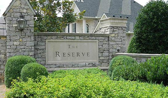 The Reserve community image
