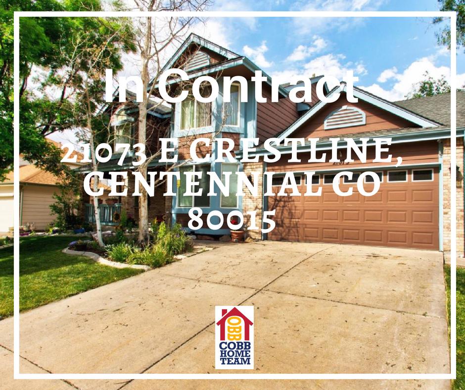 In Contract- 21073 E Crestline Centennial, Co 80015