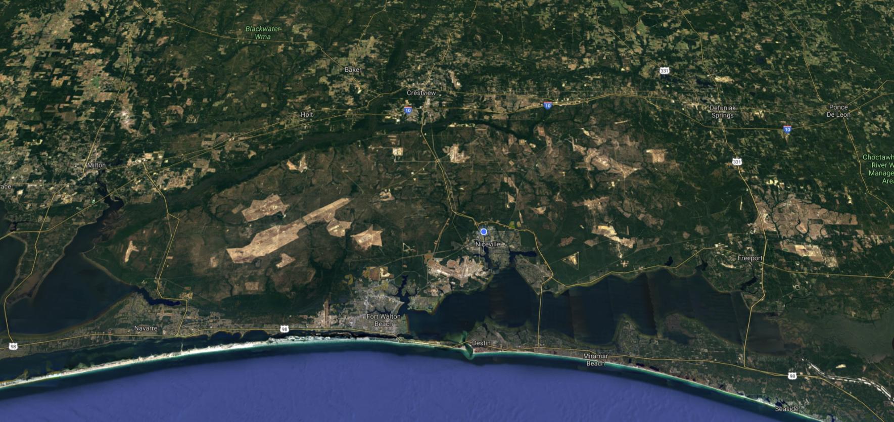 About the Emerald Coast community image