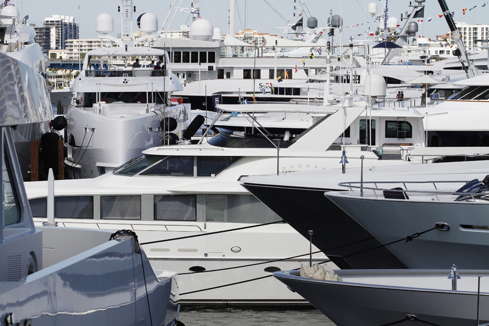 A Comprehensive Guide To The 2018 Fort Lauderdale International Boat Show