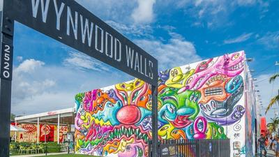 Wynwood Walls at Art Basel 2018