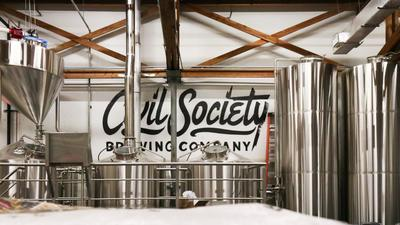 Civil Society Brewing Co. in West Palm Beach