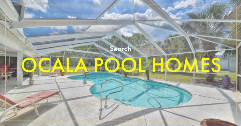 Search all Pool Homes in Marion County Florida