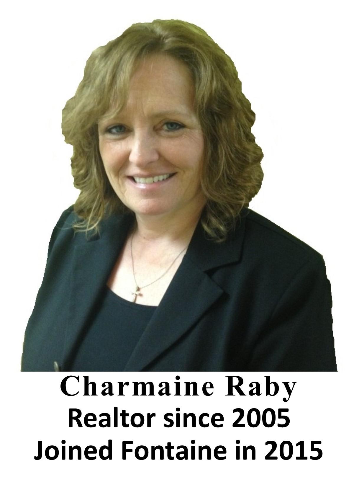 Charmaine Raby