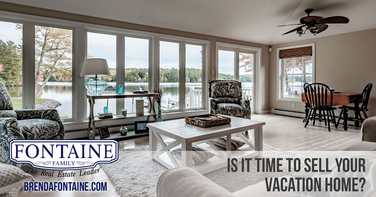 Is it time to sell your vacation home? | Maine Real Estate Blog