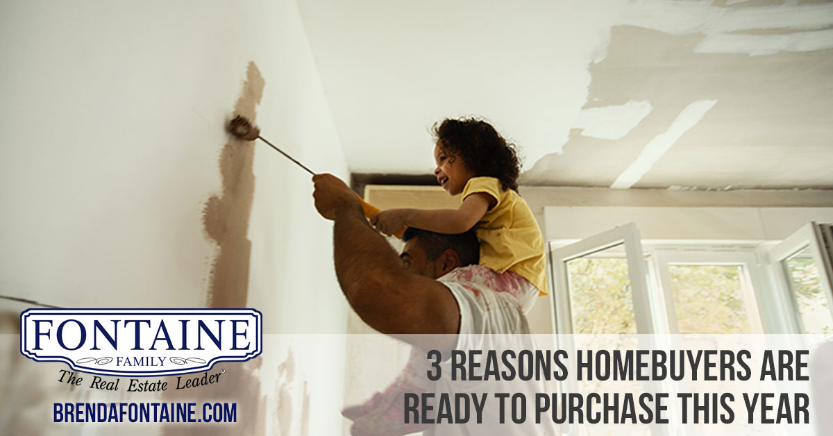 3 Reasons Homebuyers Are Ready to Purchase This Year