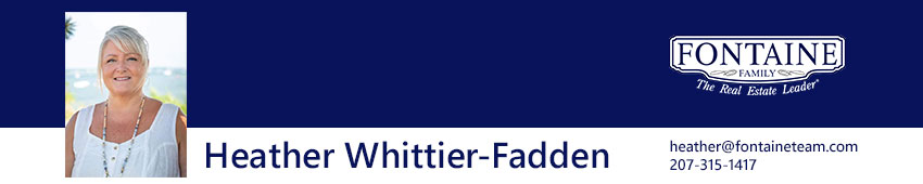 Heather Whittier-Fadden - Realtor at Fontaine Family - The Real Estate Leader