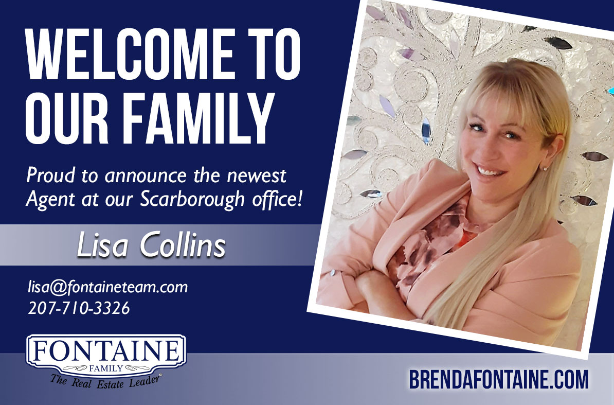 We're pleased to announce the addition of Lisa Collins to the team at our Scarborough location!