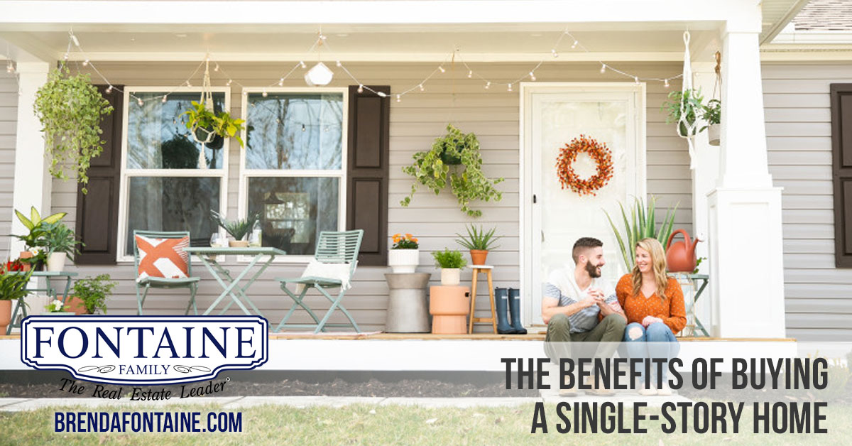 The Benefits of Buying a Single-Story Home| Maine Real Estate Blog | Fontaine Family - The Real Estate Leader