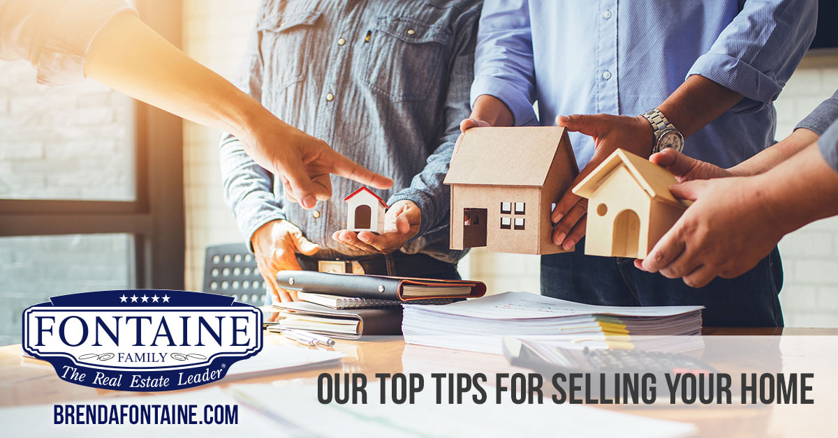 Our Top Tips For Selling Your Home In a Sellers' Market | Maine Real Estate Blog | Fontaine Family - The Real Estate Leader | Auburn, Scarborough, Maine