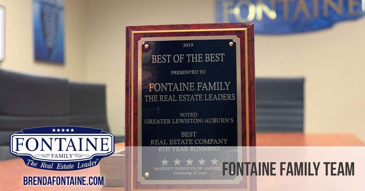 Meet the Fontaine Family Team, Maine Realtors