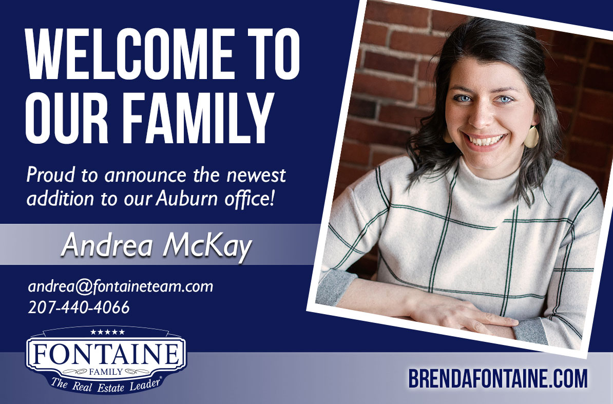 Andrea McKay - Realtor at Fontaine Family - The Real Estate Leader | Auburn, Scarborough, Maine