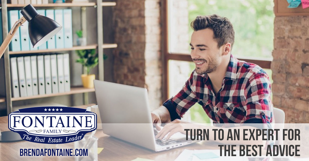 Turn to an Expert for the Best Advice | Maine Real Estate Blog | Fontaine Family - The Real Estate Leader | Auburn, Scarborough, Maine