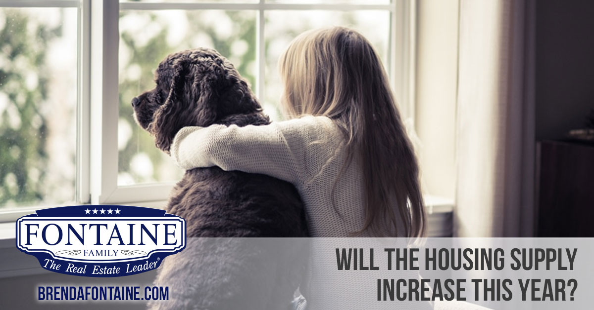 Will The Housing Supply Increase This Year? | Maine Real Estate Blog | Fontaine Family - The Real Estate Leader | Auburn, Scarborough, Maine