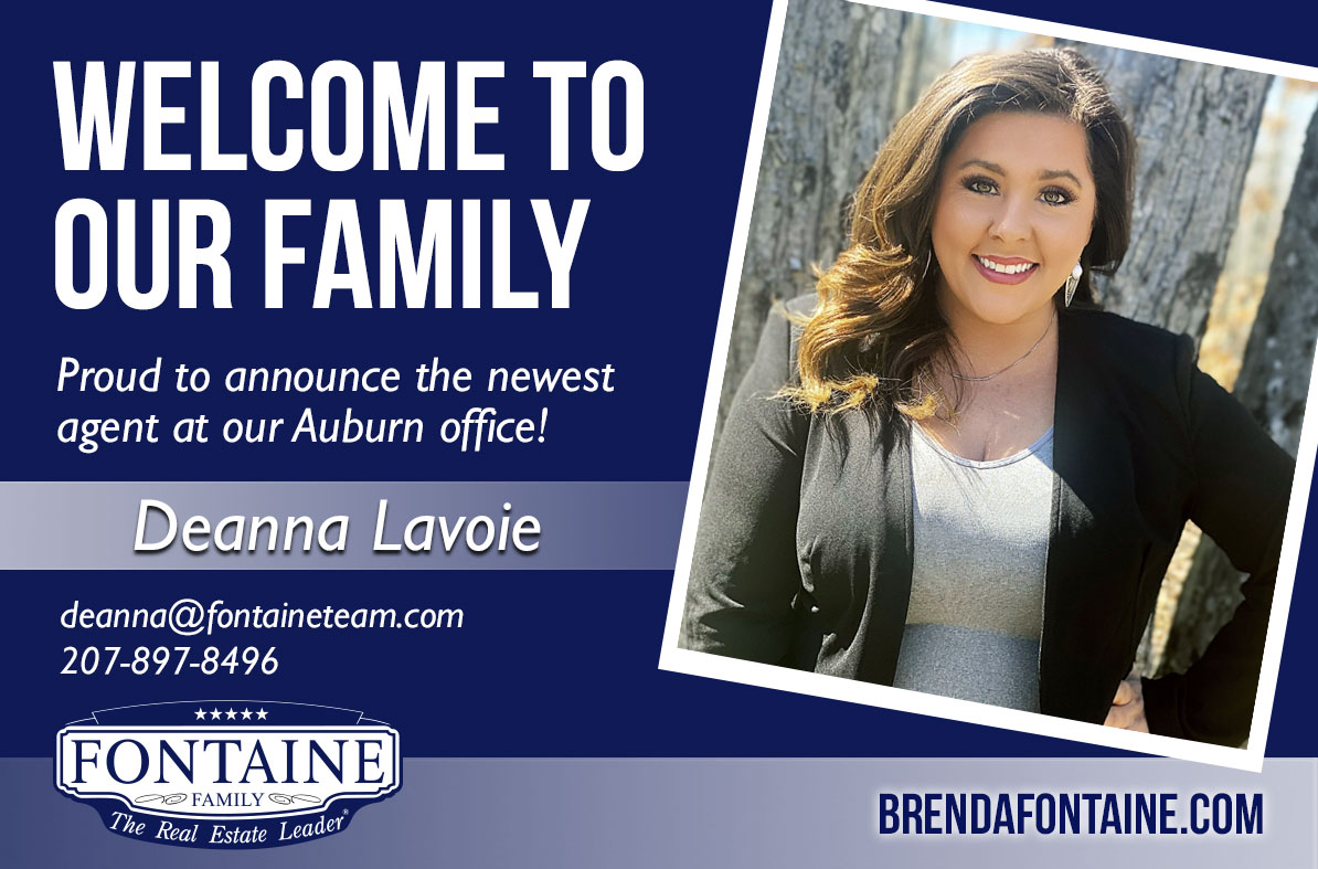 Deanna Lavoie - Realtor at Fontaine Family - The Real Estate Leader | Auburn, Scarborough, Maine