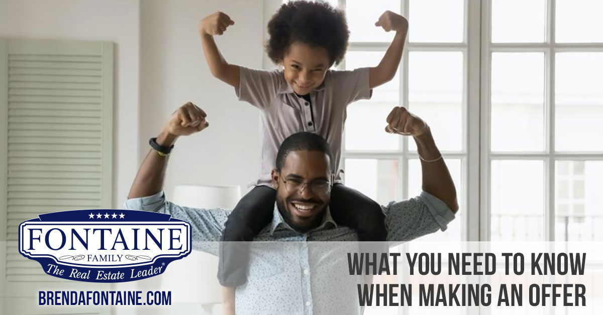What You Need To Know When Making an Offer | Maine Real Estate Blog | Fontaine Family - The Real Estate Leader | Auburn, Scarborough, Maine