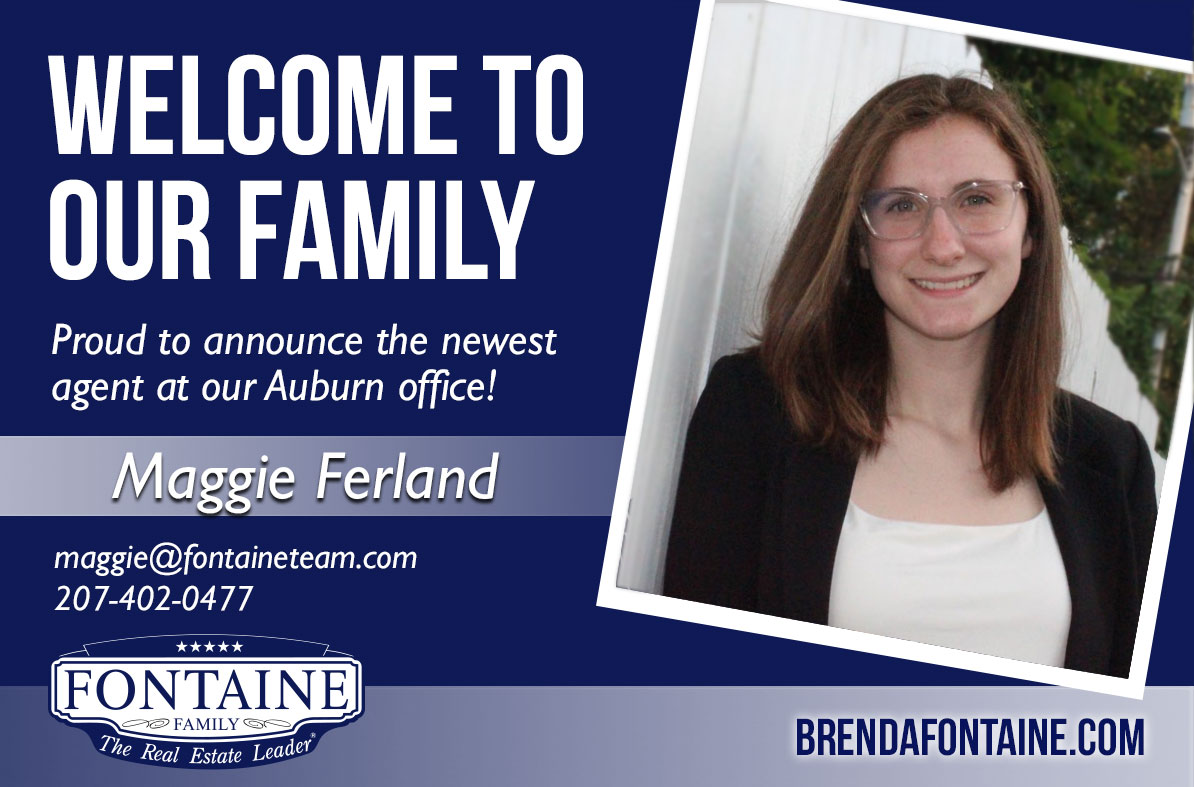 Maggie Ferland - Realtor at Fontaine Family - The Real Estate Leader | Auburn, Scarborough, Maine