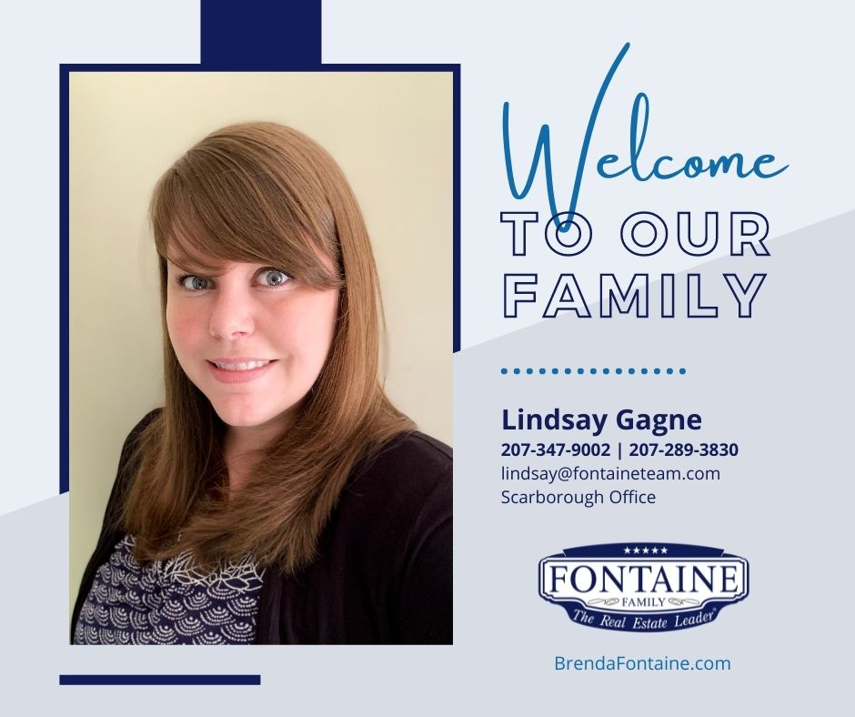 Lindsay Gagne - Realtor at Fontaine Family - The Real Estate Leader | Auburn, Scarborough, Maine