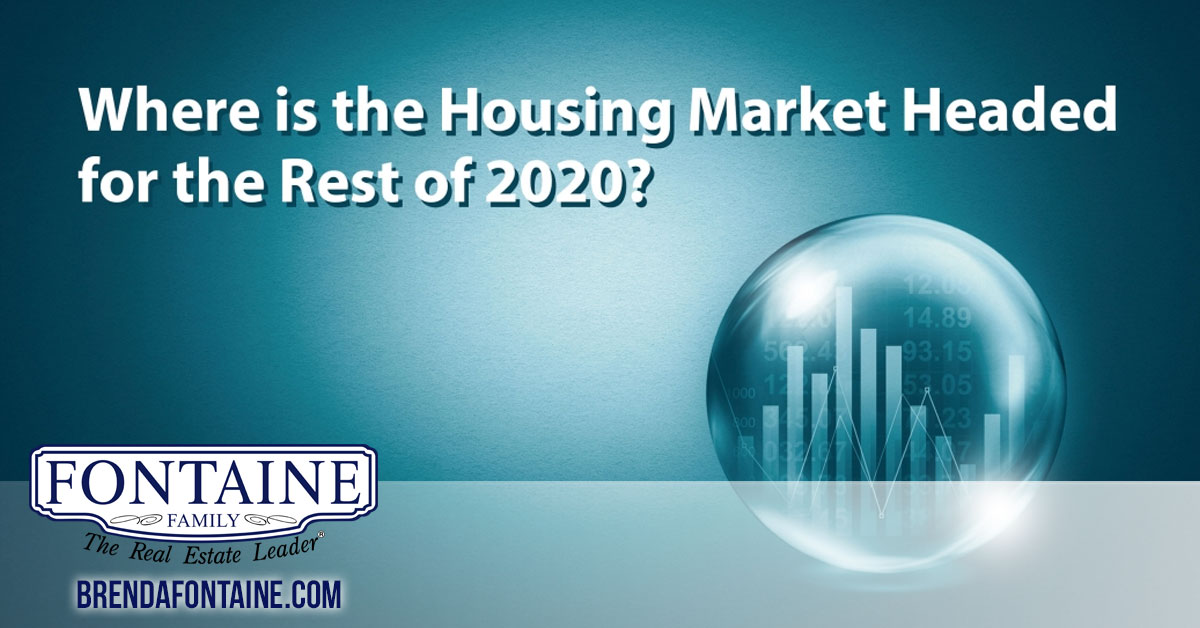 Where Is the Housing Market Headed in 2020? [INFOGRAPHIC] | Fontaine Family - The Real Estate Leader | Auburn, Scarborough, Maine