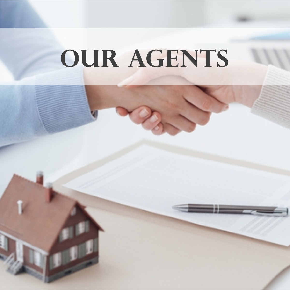 Meet Our Real Estate Agents