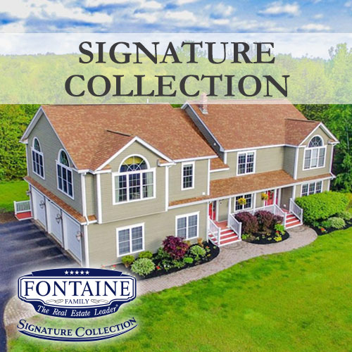 Signature Collection Luxury Maine Homes