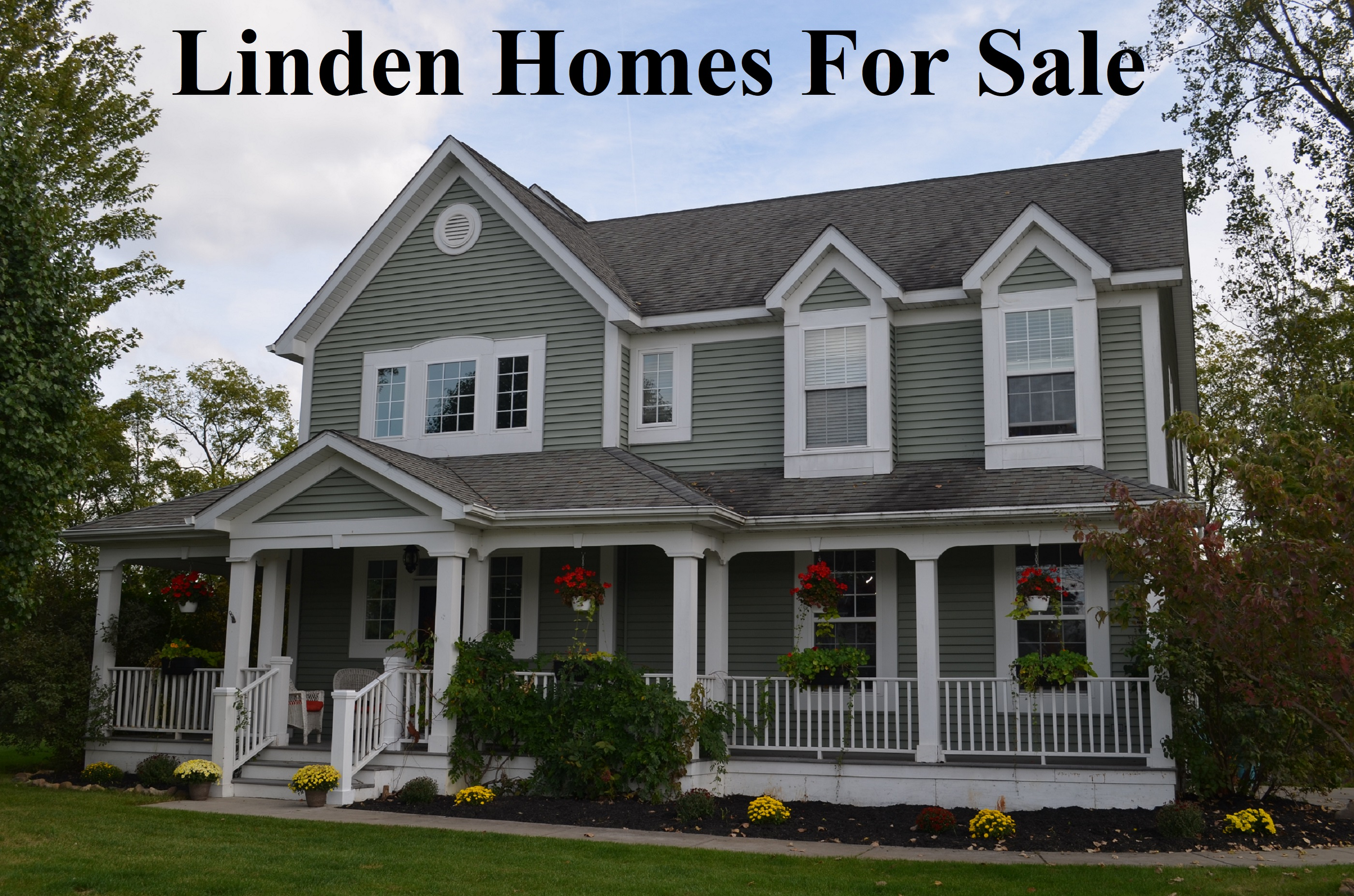 Linden Homes For Sale
